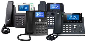 3cx telefony