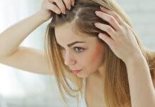 Wypadanie włosów po ciąży