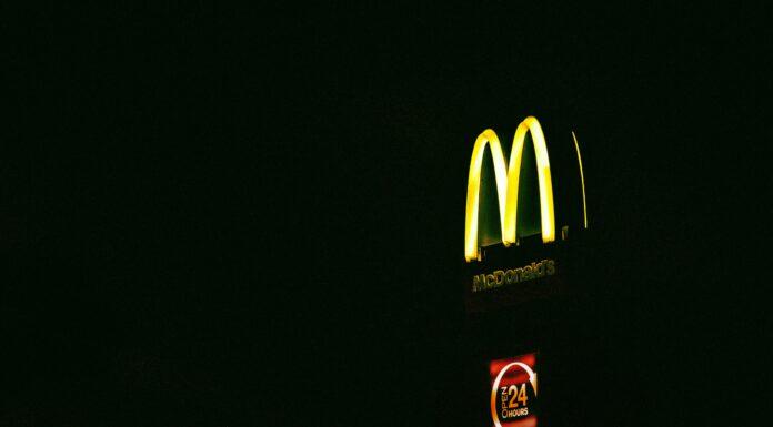 Praca w McDonaldzie