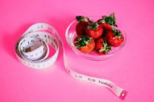 Dietetyk w walce z nadwagą