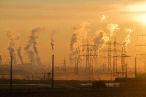 Zanieczyszczenia wytwarzane przez fabryki