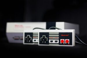 NES od Nintendo