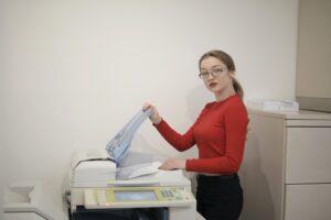 Wybór drukarki