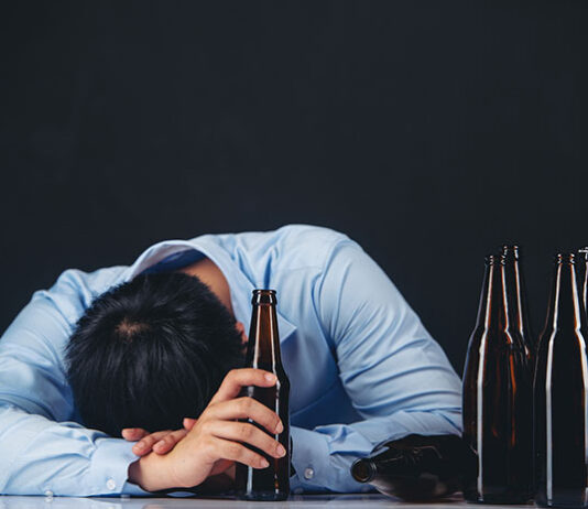 Wyjście z alkoholizmu i narkomanii